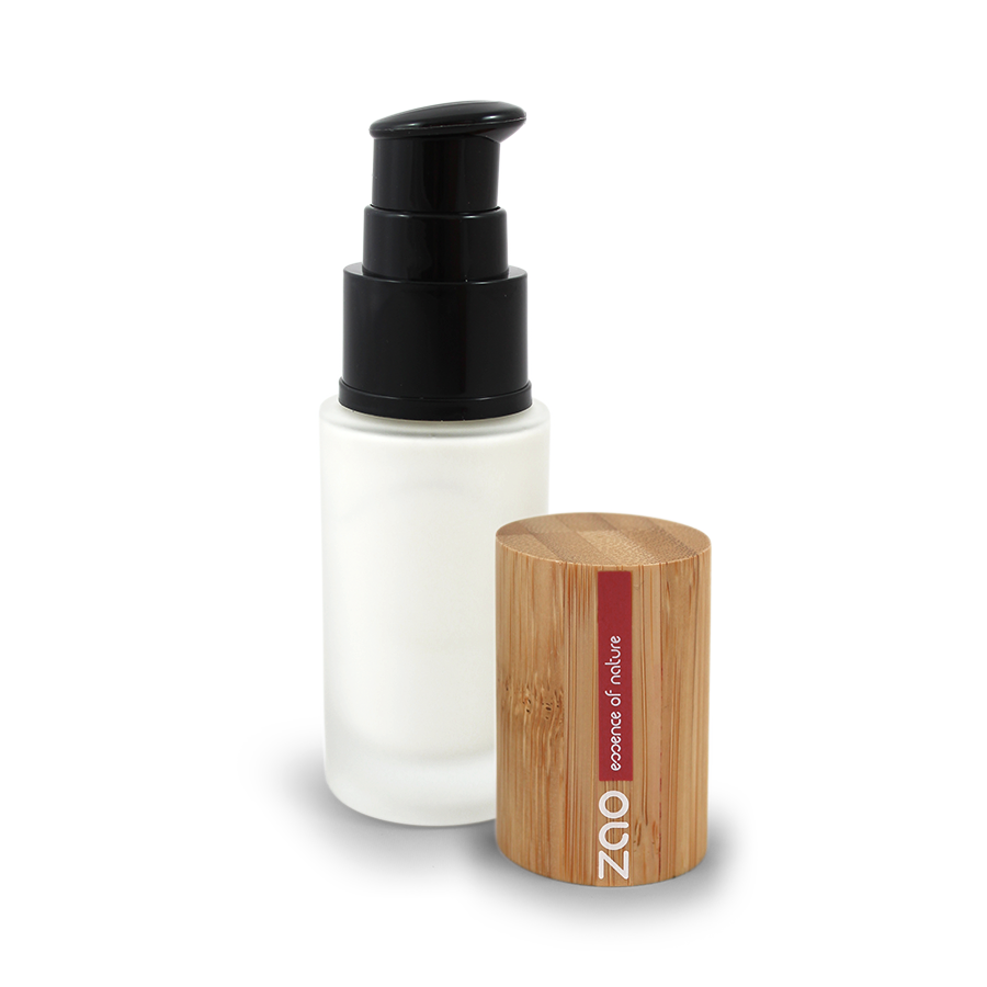 7d9b63c49 Prebase Iluminadora - Maquillaje ecológico Zao Makeup