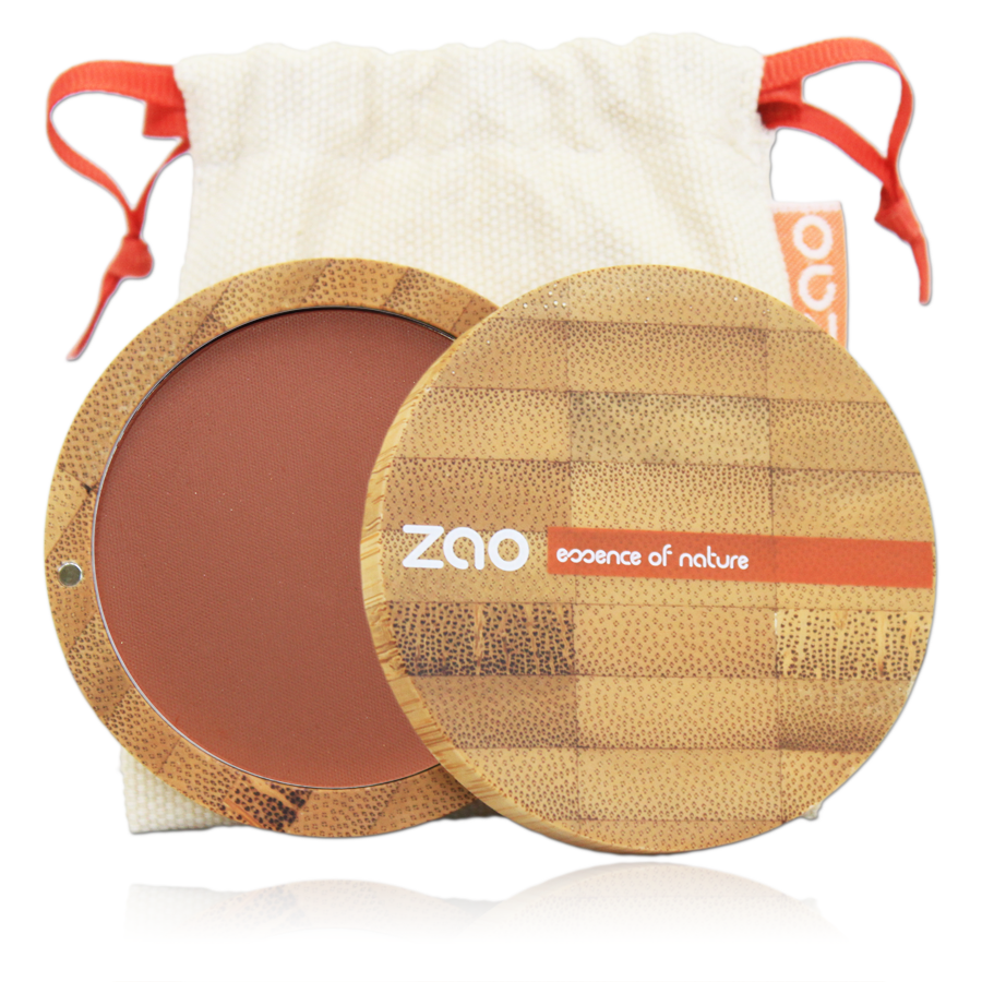 Colorete Compact 321 - Brun orange