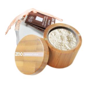 Polvo Seda Mineral 500 - Translucido matificante