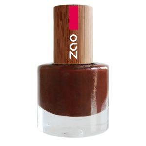 esmalte de uñas zao-cacao