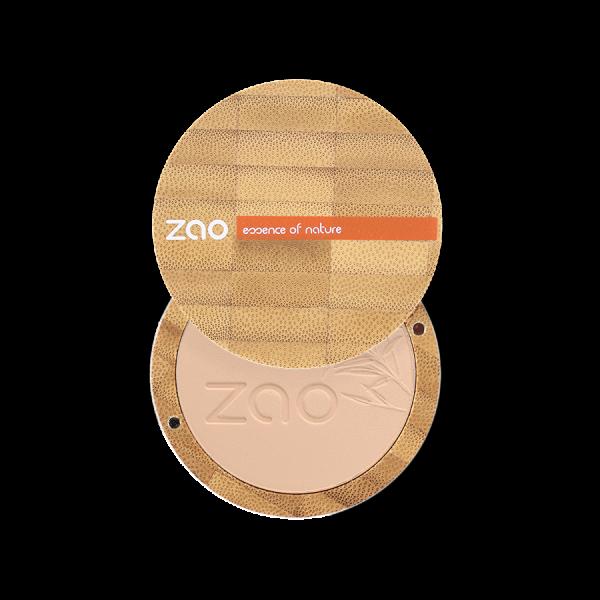Polvo compacto bio Beige Orangé