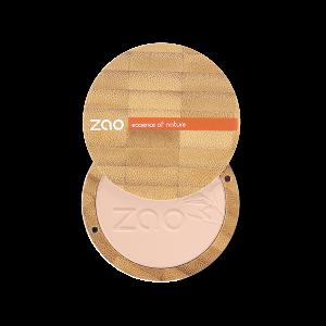 Polvo compacto ecológico Capuccino
