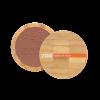 Colorete ecológico Brun Orange