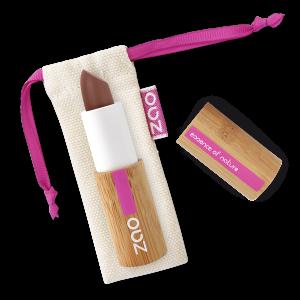 Barra de labios ecológica Chocolate 466