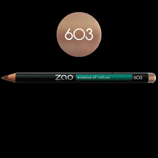 Lápiz Multifunción ecológico Beige Nude