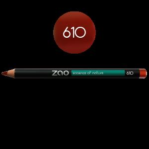 Lápiz Multifunción ecológico Rouge Cuivré