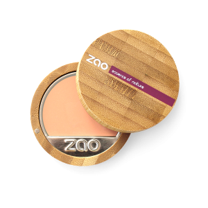 Maquillaje compacto bio Ivoire Rosé