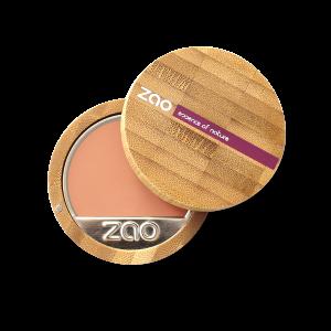 Maquillaje compacto bio Pétale de rose