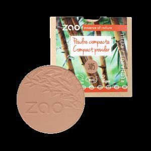 Recarga Polvo Compacto bio Chocolat