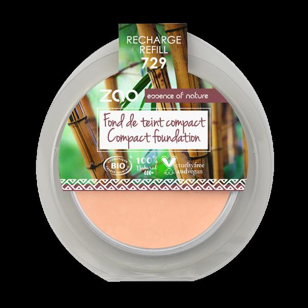 Recarga Maquillaje Compacto bio Ivoire Rosé