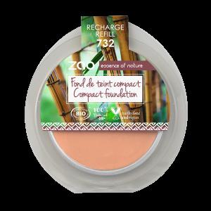 Recarga Maquillaje Compacto bio Abricot