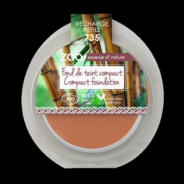 Recarga Maquillaje Compacto bio Chocolat
