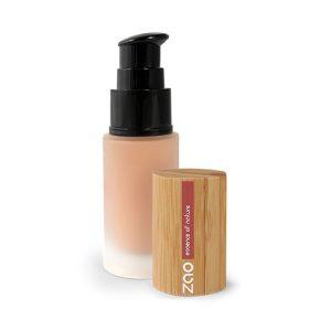 Maquillaje fluido ecológico Abricot