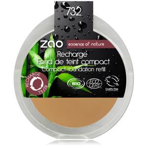Zao Recarga Maquillaje Compacto 732