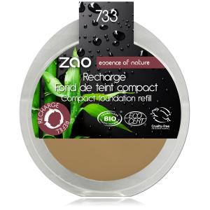 Zao Recarga Maquillaje Compacto 733
