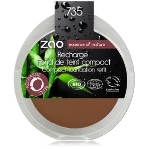 Zao Recarga Maquillaje Compacto 735