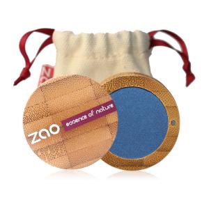 Sombra de ojos Nacarada 120 - Bleu roy