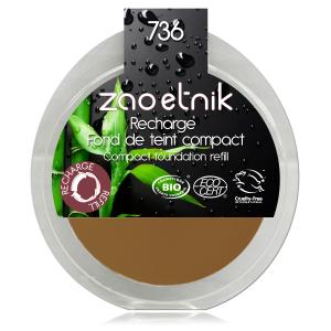 Zao Recarga Maquillaje Compacto 736