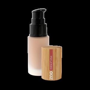 Maquillaje fluido ecológico Pétale de Rose