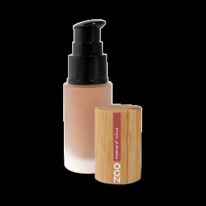 Maquillaje fluido ecológico Chocolat
