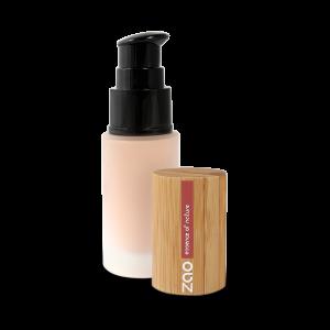 Maquillaje fluido ecológico Pêche Clair
