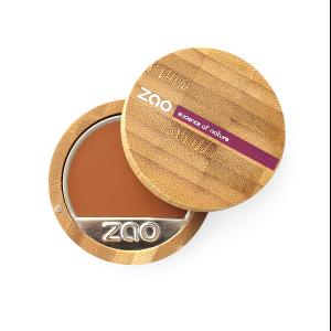 Maquillaje compacto ecológico Chocolat