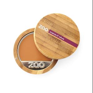 Maquillaje compacto ecológico Topaze