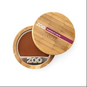 Maquillaje compacto ecológico Noisette