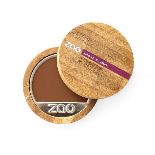 Maquillaje compacto ecológico Caroube