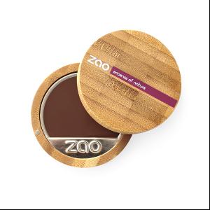 Maquillaje compacto ecológico Moka