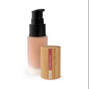 Maquillaje fluido ecológico Capuccino