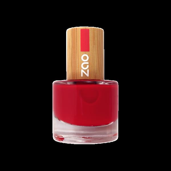 Esmalte de uñas vegano Rouge Carmin