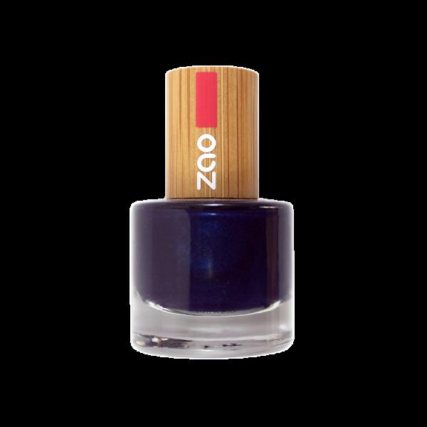 Esmalte de uñas vegano Bleu Nuit