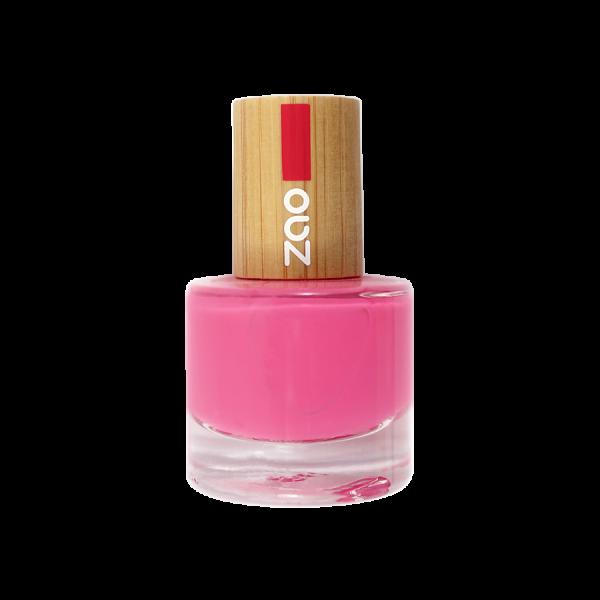 Esmalte de uñas vegano Rose Fuchsia