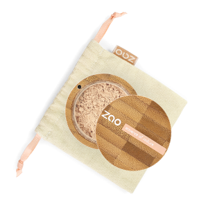 Maquillaje Mineral ecológico Beige Sable