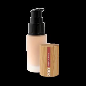 Maquillaje fluido ecológico Beige Clair