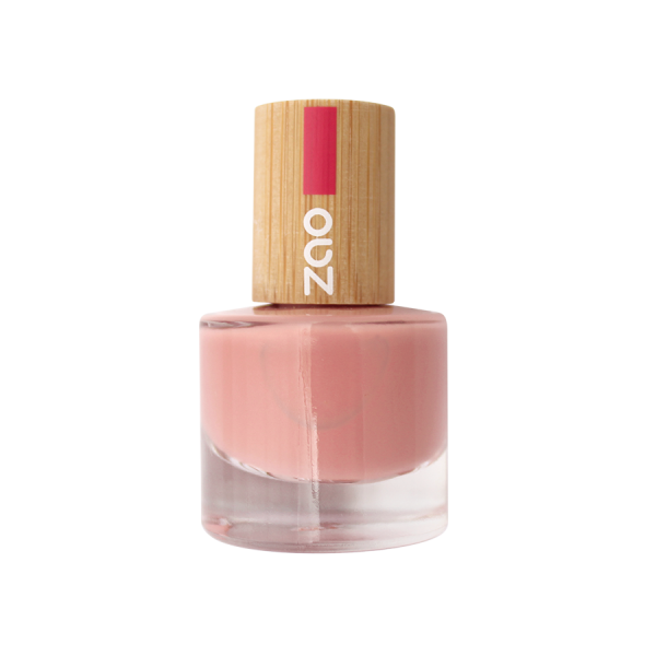 Esmalte de uñas vegano Rose Poudré