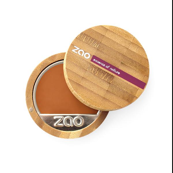 Maquillaje compacto ecológico Bronze