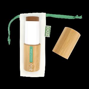 maquillaje en stick bio hâlé muscade