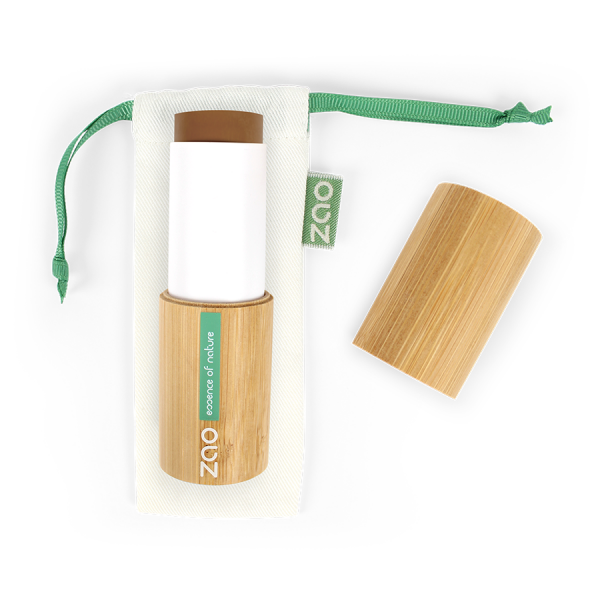 maquillaje en stick bio hâlé tiramisu